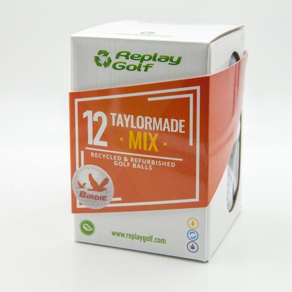 12 TAYLORMADE MIX