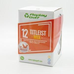 12 TITLEIST MIX